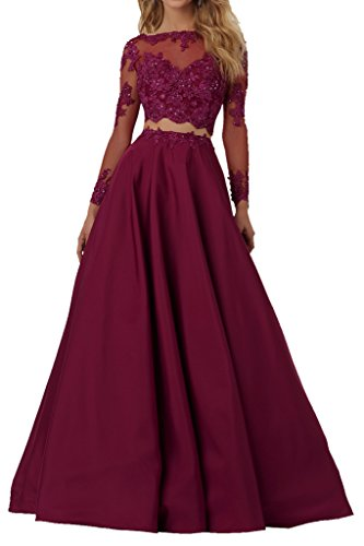 MILANO BRIDE Women's Evening Prom Dress