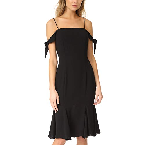 Bailey Women's Solid Ipanema Dress, Black