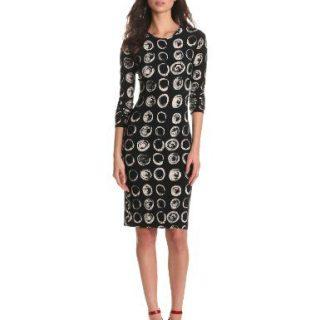 KAMALIKULTURE Women's Long Sleeve Crewneck Dress