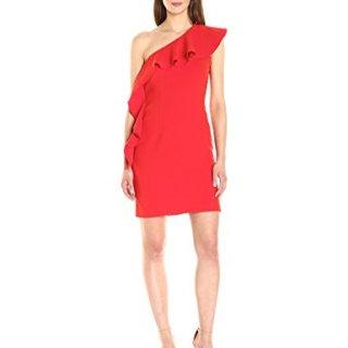 Rachel Zoe Women's Zoey Dress, Strawberry