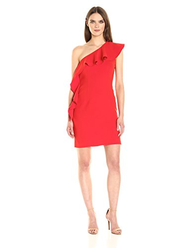 Rachel Zoe Women's Zoey Dress, Strawberry