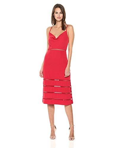 Keepsake The Label Women's Indulge Dress, red M