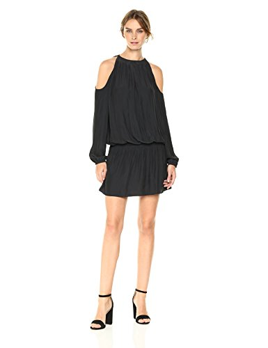 Ramy Brook Women's Lauren Dress, Black S