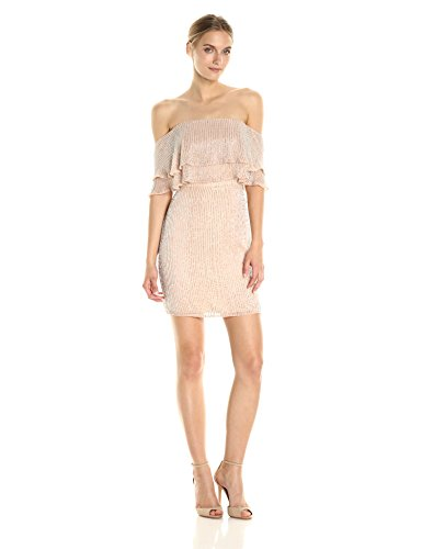 Parker Women's Kiera Dress, Blush