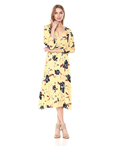 Rachel Pally Women's PARI Dress Print, Tulip, S