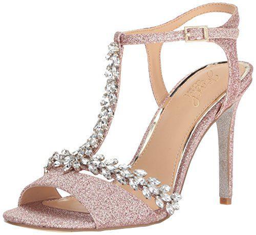 Badgley Mischka Jewel Women's Maxi Heeled Sandal