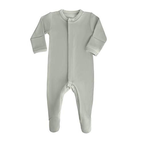 bonamy Baby Unisex Organic Cotton Footie Sleeper