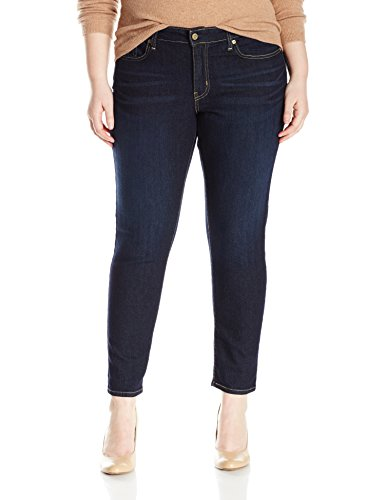 Signature by Levi Strauss & Co Women's Plus-Size Skinny Jeans