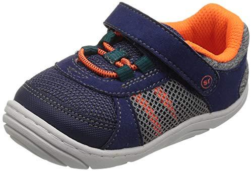 Stride Rite unisex-baby Aspen Machine Washable Sneaker First Walker Shoe