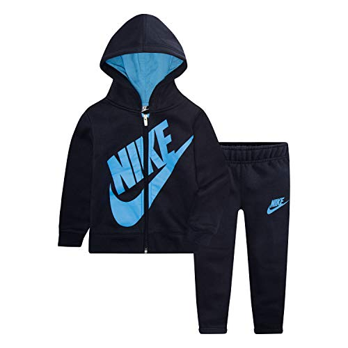 NIKE Children's Apparel Baby Boys Hoodie and Joggers 2-Piece Set