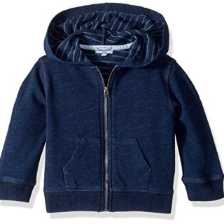 Splendid Boys Always Baby French Terry Indigo Hoodie