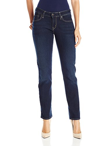 Signature by Levi Strauss & Co. Gold Label Women's Straight Jeans