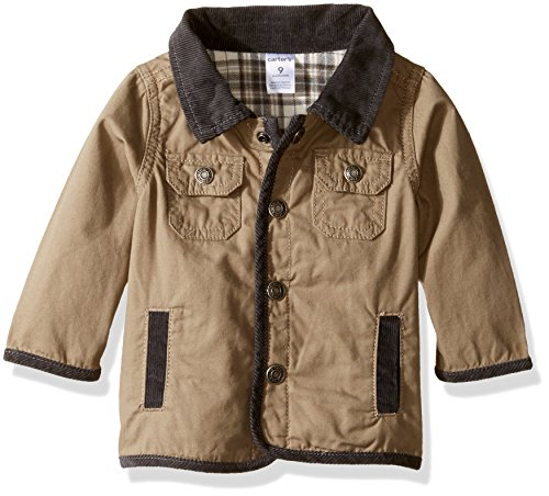 Carter's Baby Boys' Peached Canvas Jacket