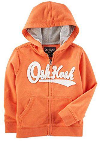 OshKosh B'Gosh Baby Boy French Terry Logo Hoodie