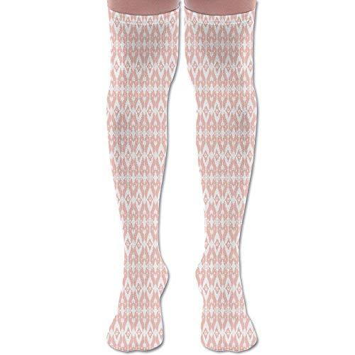 Snabeats Compression Socks, IBD Bohemain Pink Parrot