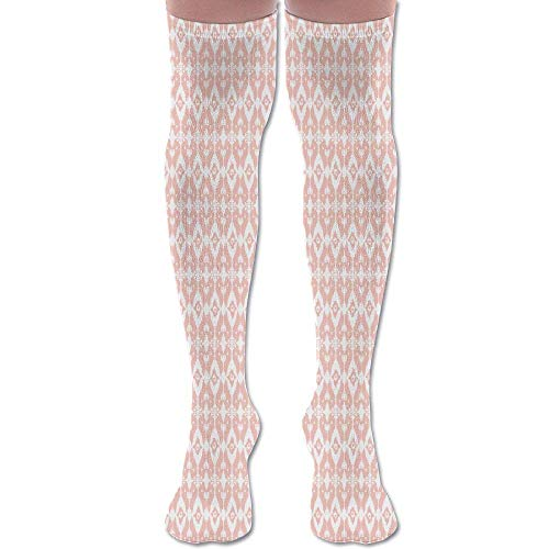 Snabeats Compression Socks, IBD Bohemain Pink Parrot