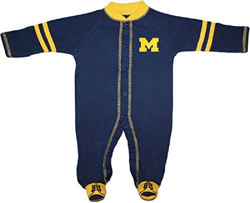 University of Michigan Wolverines Block M Sports Shoe