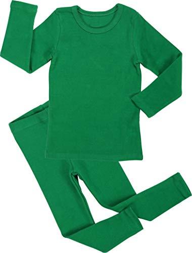 Baby Boys Girls Pajama Set 6M-8T Kids Toddler