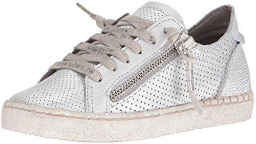 Dolce Vita Women's Zombie Fashion Sneaker Silver