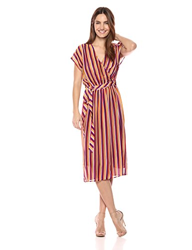 Trina Turk Women's Chiapas Tie Waist Dress