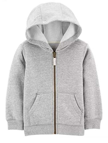 Carter's Baby Boys' Zip up Hoodie 6M-5T