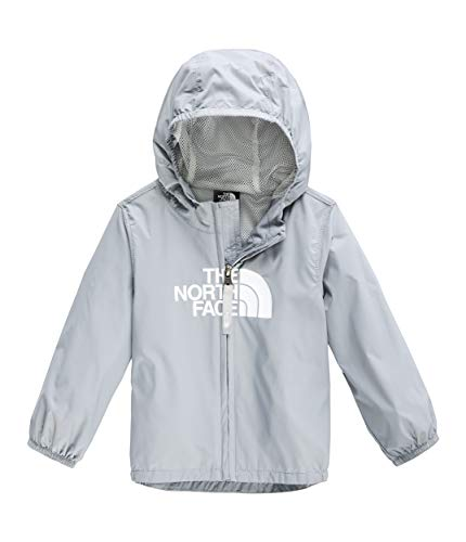 The North Face Infant Flurry Wind Jacket, Mid Grey