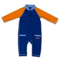 UV Skinz Baby Boys' UPF 50+ Body Sun/Swim Suit