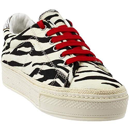 Dolce Vita Women's Tala Fashion Sneaker Zebra