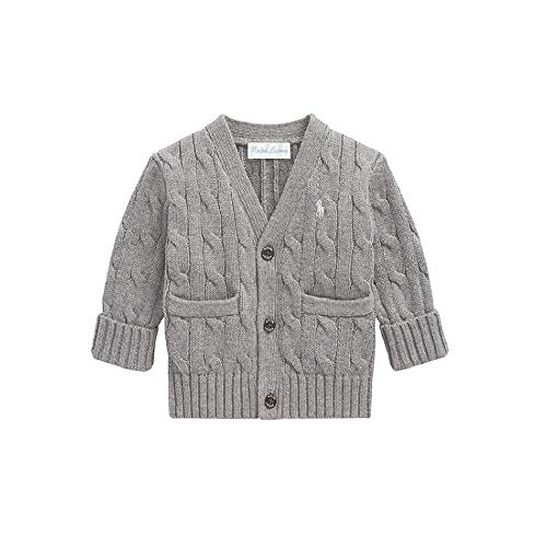 Polo Ralph Lauren Baby Boy's Cable Knit Cardigan