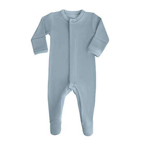 bonamy Baby Unisex Organic Cotton Footie Sleeper