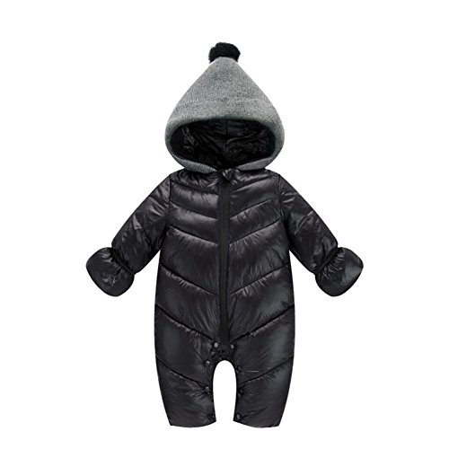 Genda 2Archer Unisex Baby Hooded Puffer Jacket