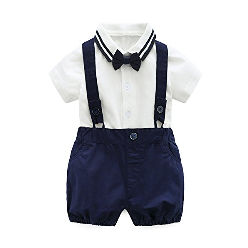 Baby Boys Gentleman Outfits Wedding Suits