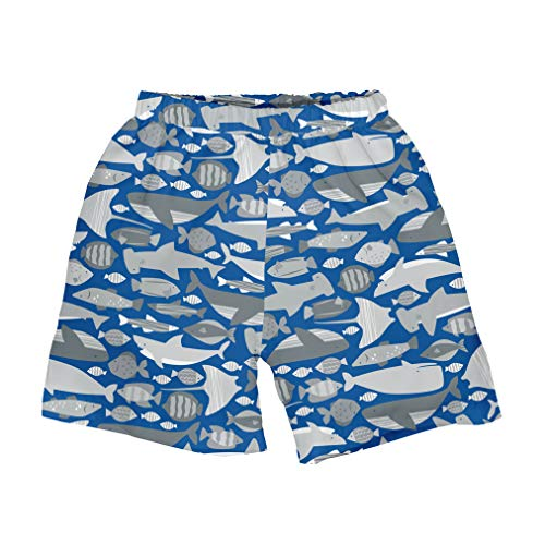 i play. Boys Classic Trunks with Built-in Reusable Absorbent Swim Diaper