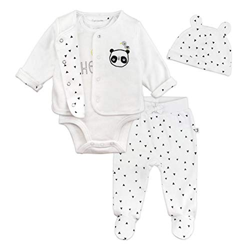 Baby Boy or Baby Girl Newborn Layette Set with Cap