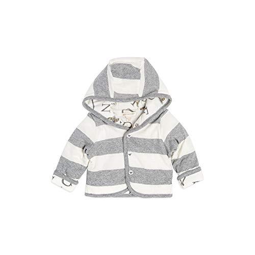 Burt's Bees Baby Unisex Jacket, Hooded Coat