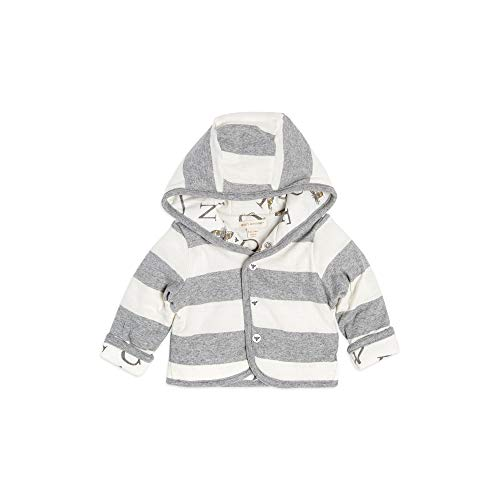 Burt's Bees Baby Unisex Jacket, Hooded Coat