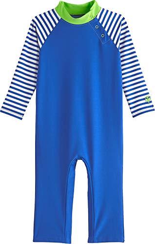 Coolibar UPF 50+ Baby Beach One-Piece Swimsuit
