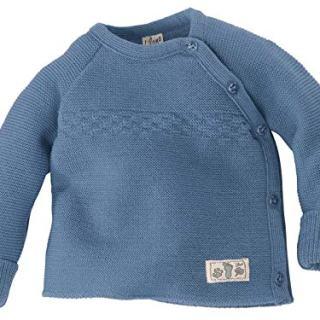 Lilano 100% Organic Merino Wool Baby Knitted Sweater