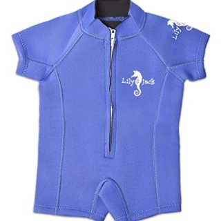 Lily&Jack Baby Swimsuit/Wetsuit. Swimwear for Boy and Girl Toddlers