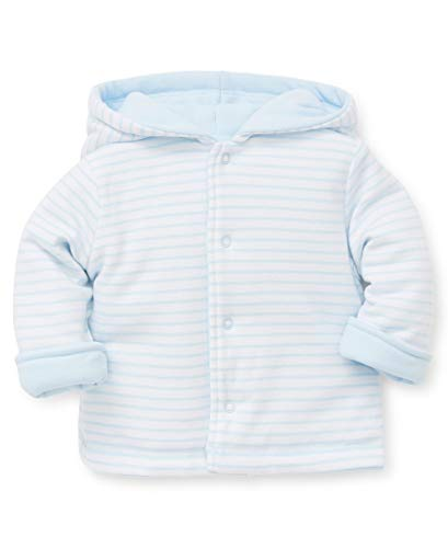 Little Me Baby Boys Reversible Jacket, Dainty Dino's