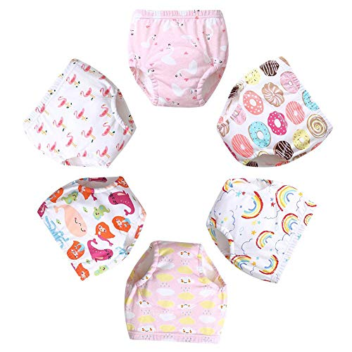 Goodkids Newborn Baby CottonTraining Pants Padded