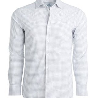 Mizzen + Main Leeward Trim Fit Mens Button Down Shirt