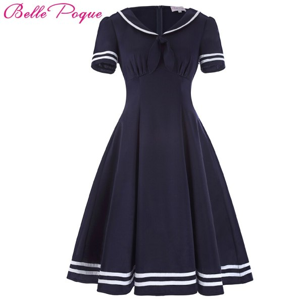 Belle Poque Women Summer Dress 17 Vintage Dress
