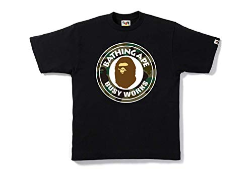 Bape Mens 1st Camo Busy Works Shirt