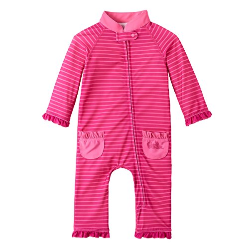 UV SKINZ UPF 50+ Baby Girls' Sun & Swim Suit