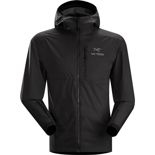 ARC'TERYX Squamish Hoody Men's (Black, XX-Large)