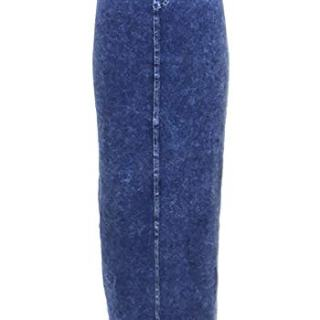 Hard Tail hardtail Long Denim Pocket Skirt