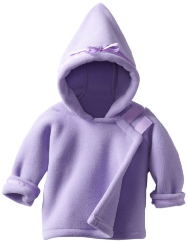 Widgeon Baby Girls' Favorite Wrap Jacket, Lavendar, 12 Months