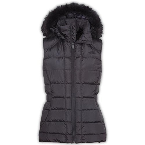The North Face Women's Gotham Vest TNF Black