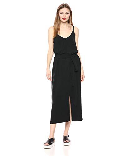 Rachel Pally Women's Linen Tallulah Dress, Black, S